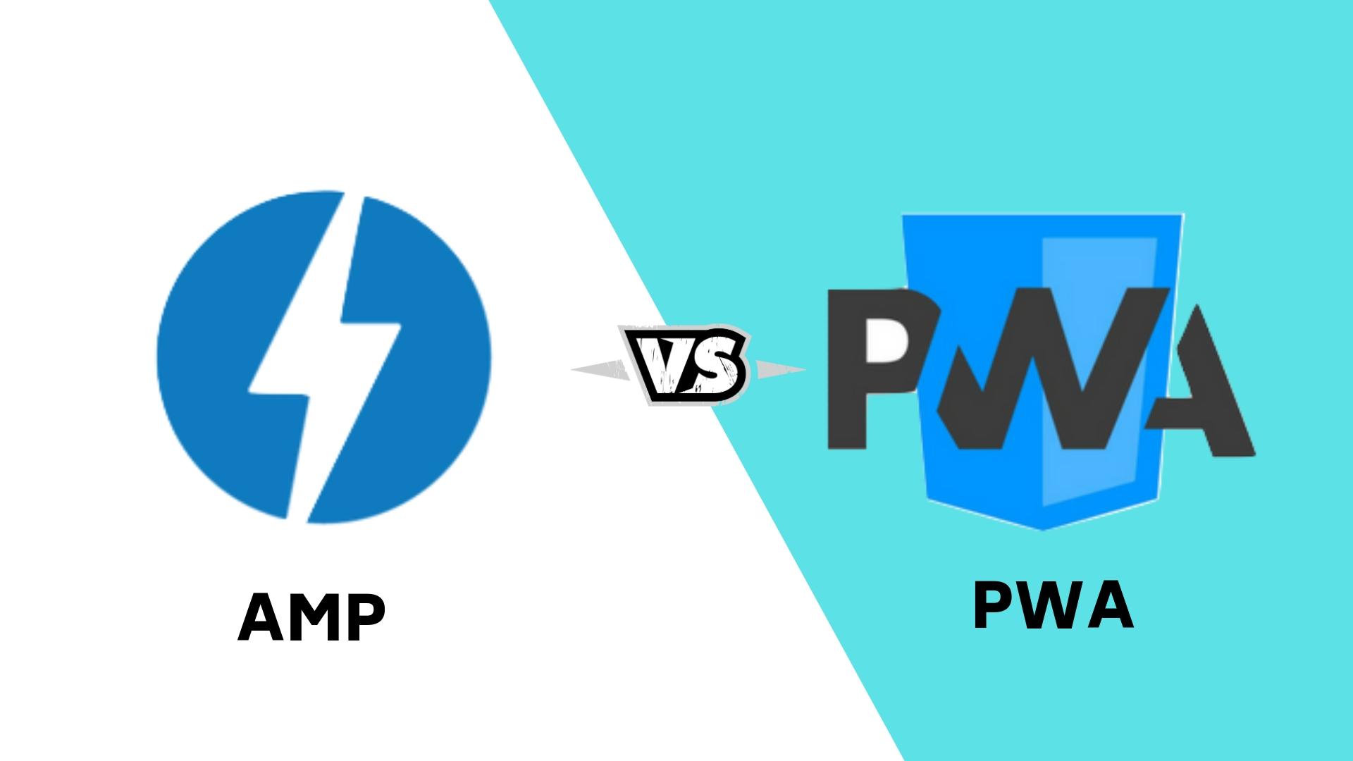AMP v PWA